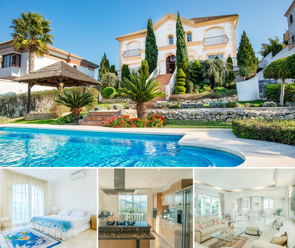 Stunning Villa For Sale in La Cala Golf