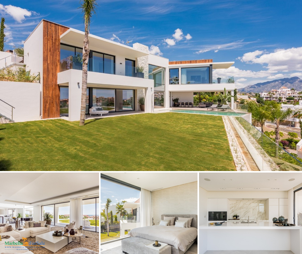 Marvellous 6 Bed Villa For Sale - Benahavís