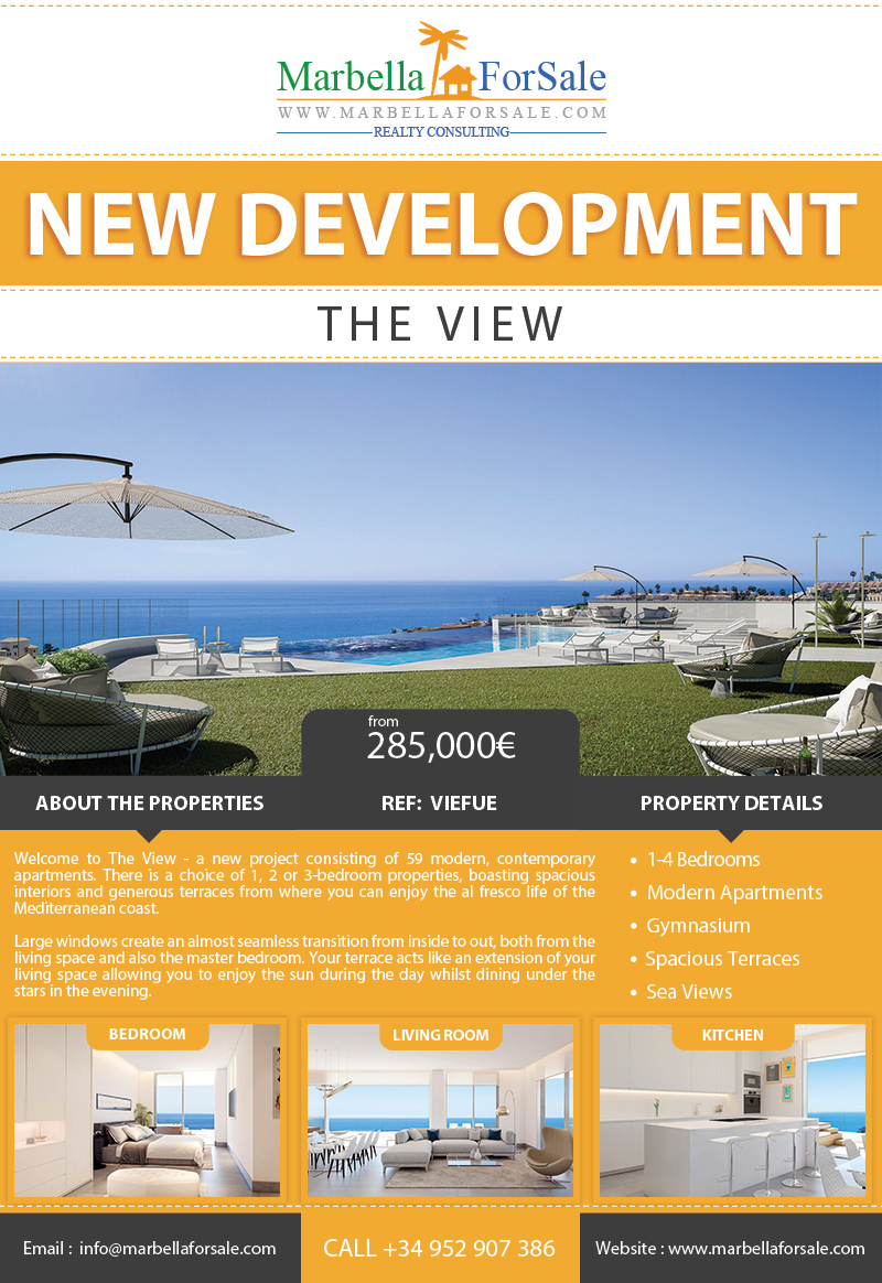 New Apartments For Sale - Fuengirola