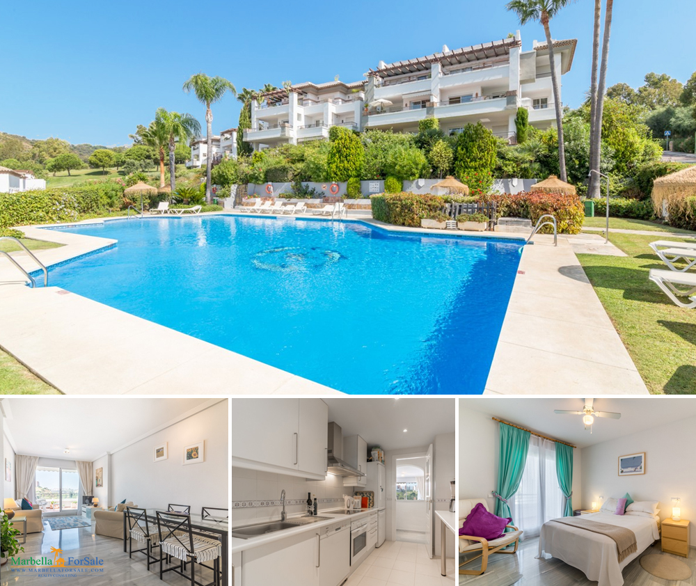 Lovely 3 Bed Apartment For Sale in Los Arqueros