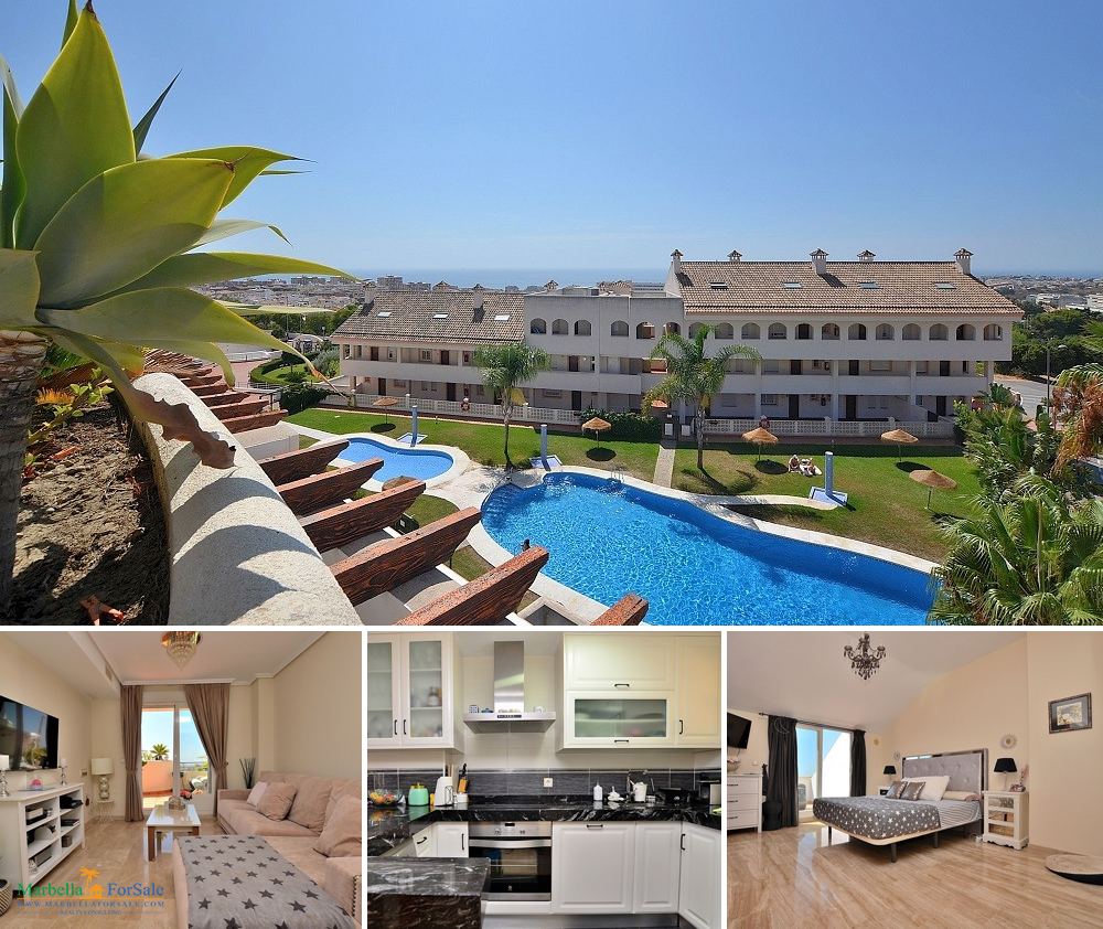 3 Bed Penthouse For Sale in Arroyo de la Miel