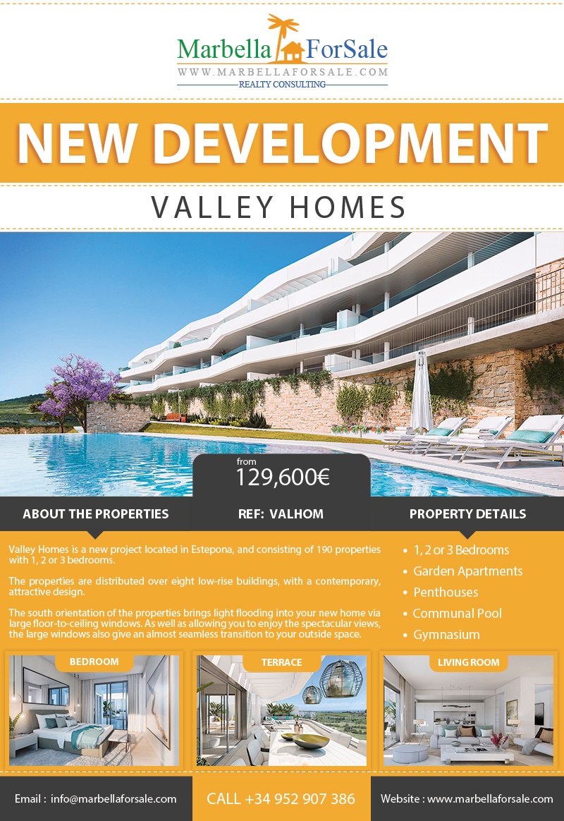 Off-Plan Apartments For Sale - Estepona