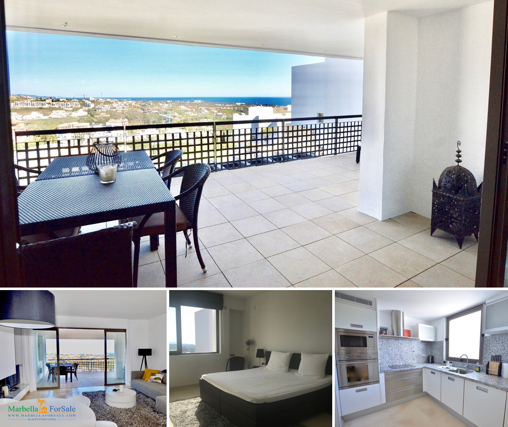 2 Bed Apartment For Sale - Los Flamingos
