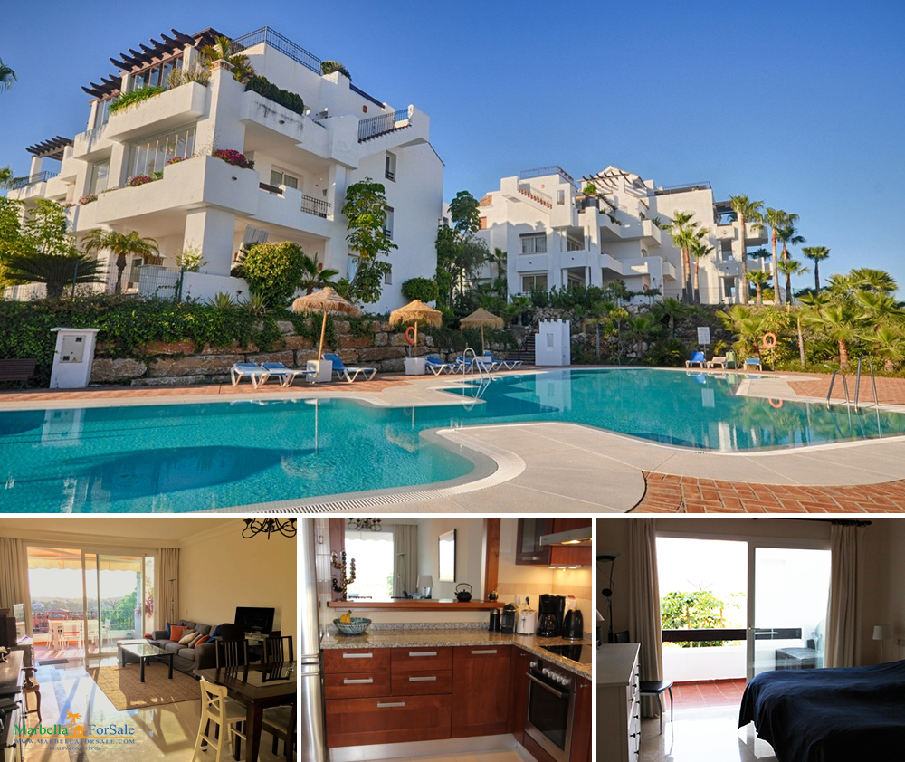 Beautiful 2 Bed Penthouse For Sale - Benahavís