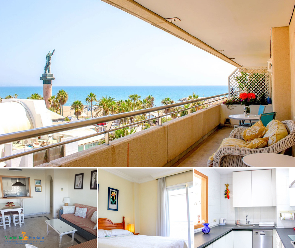 2 Bed Apartment For Sale - Puerto Banus