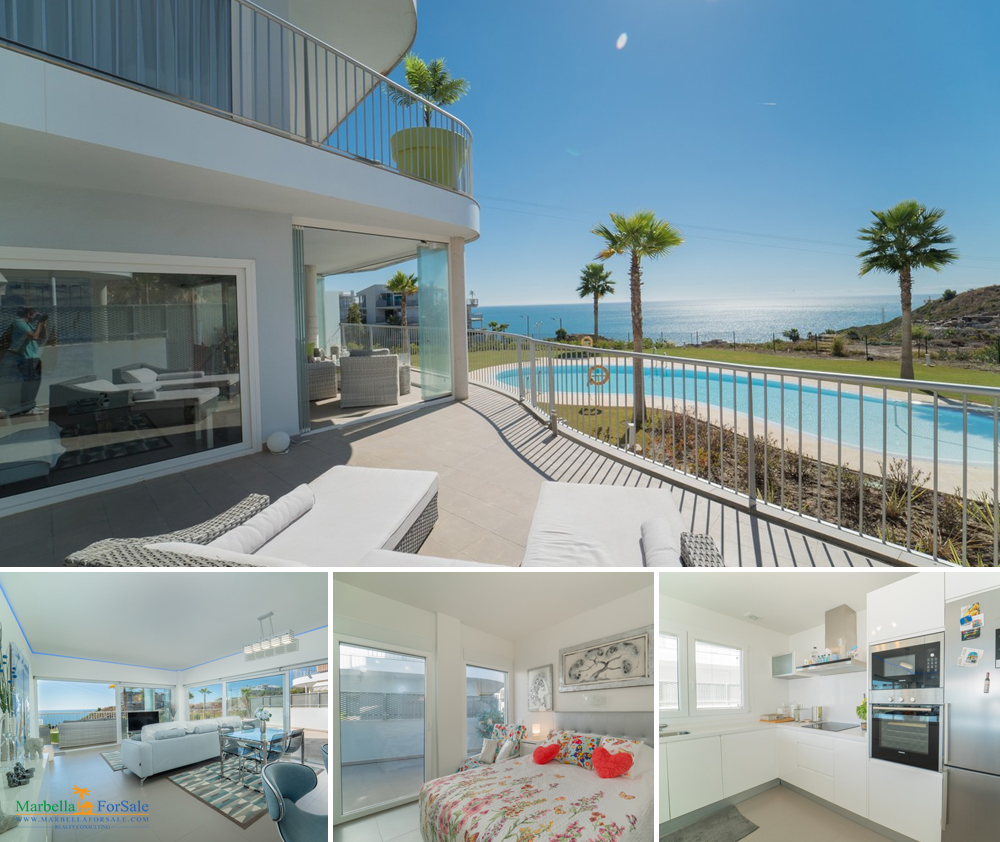 Stunning 3 Bed Apartment For Sale - Benalmadena
