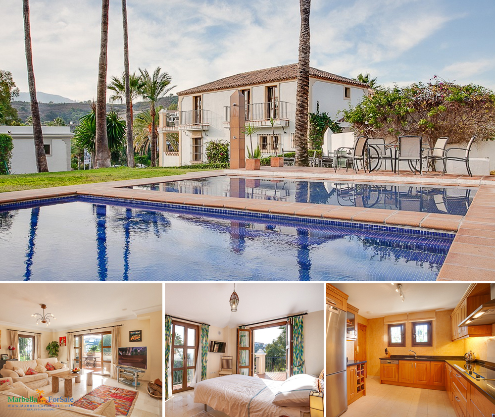 4 Bed Villa For Sale - New Golden Mile