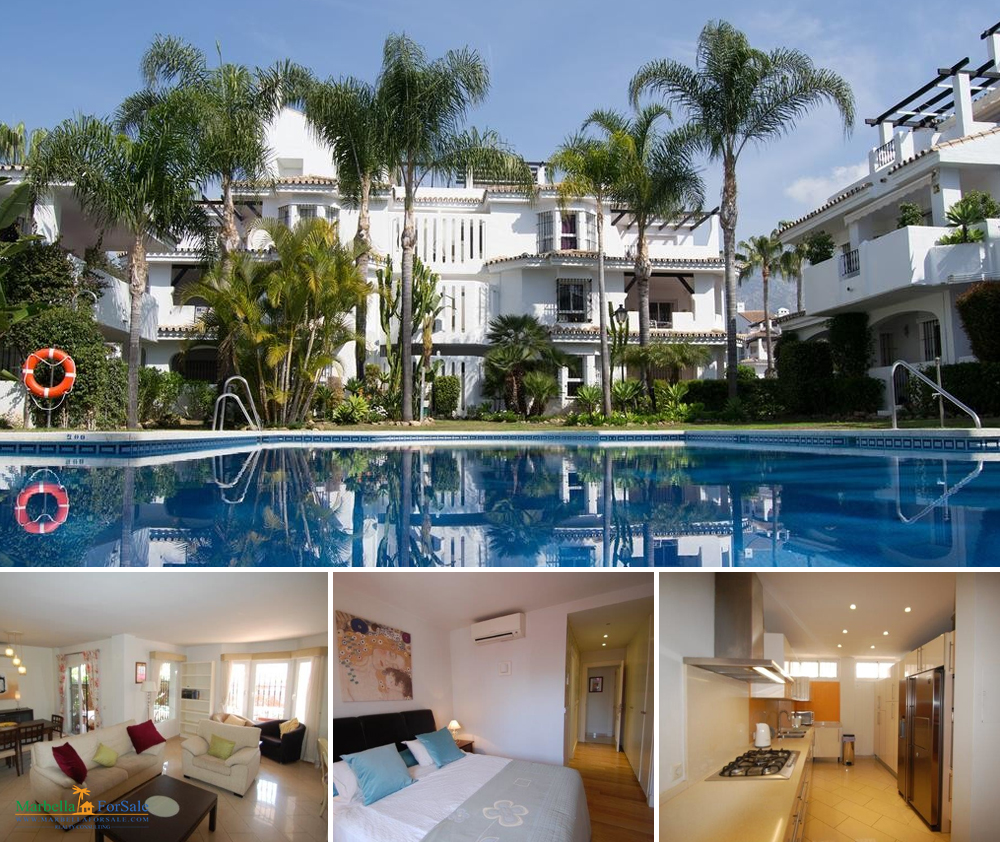 Spacious 3 Bed Apartment For Sale in Los Naranjos
