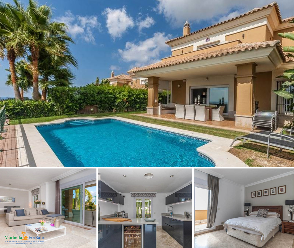 Lovely 3 Bed Villa For Sale in Marbella