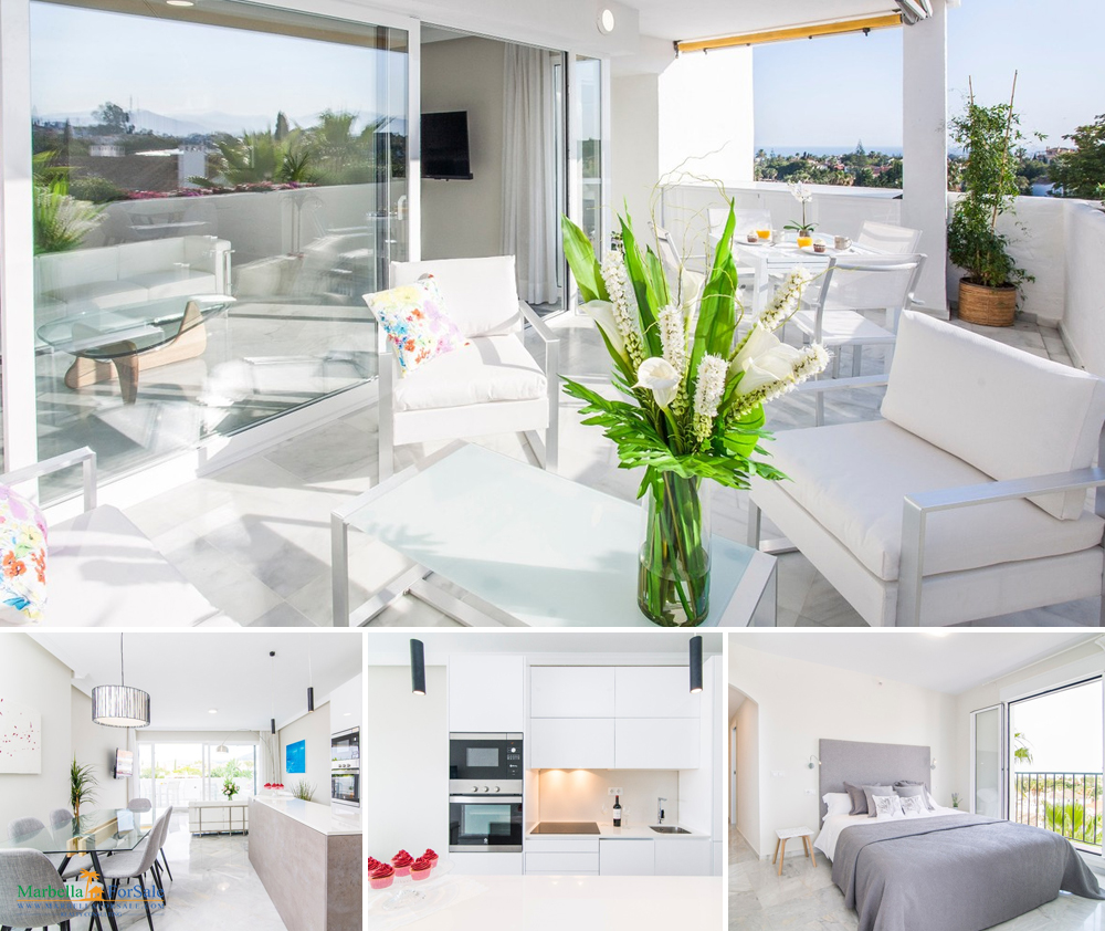 Beautiful 3 Bed Penthouse For Sale - Nueva Andalucía