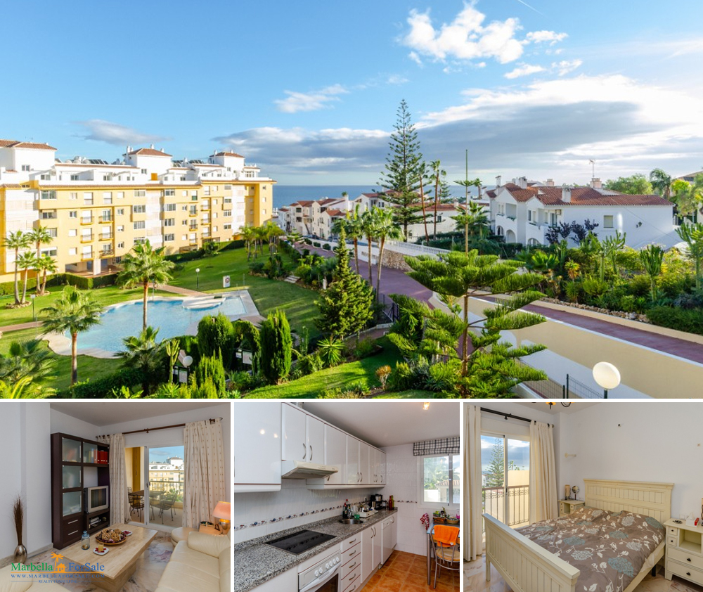 Spacious 3 Bed Apartment For Sale - La Cala de Mijas