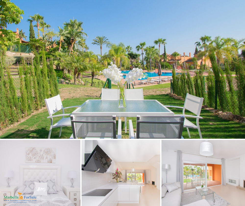 3 Bed Townhouse For Sale in Benahavís