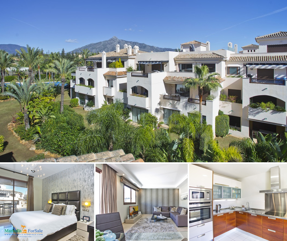 Stunning Penthouse For Sale in Puerto Banús