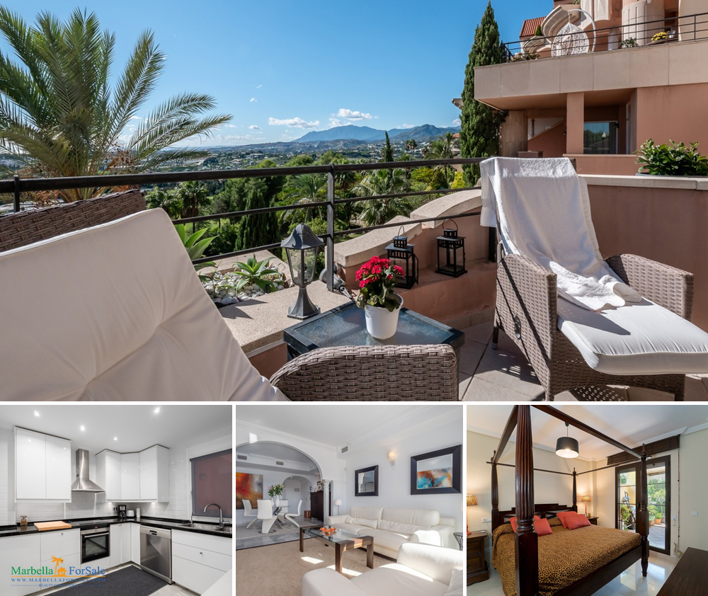 Nice 2 Bed Apartment For Sale in Nueva Andalucía