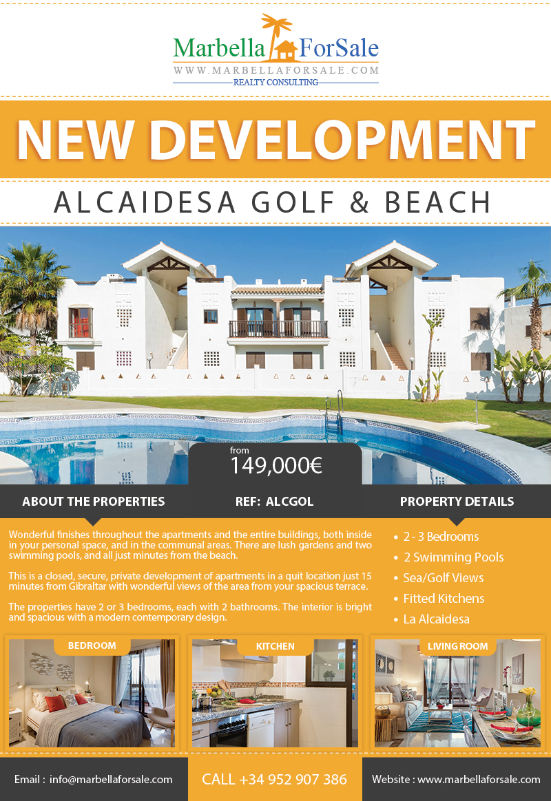 New Frontline Golf Properties For Sale - La Alcaidesa