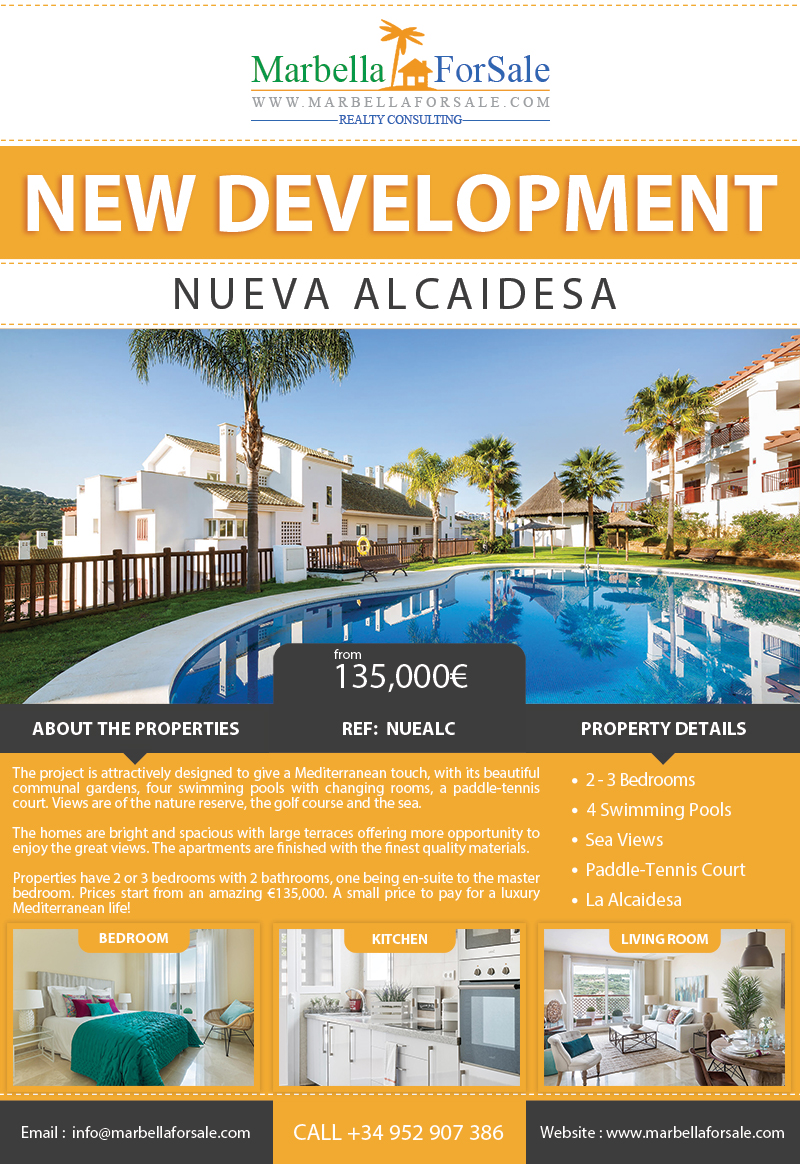 New Apartments For Sale - La Alcaidesa
