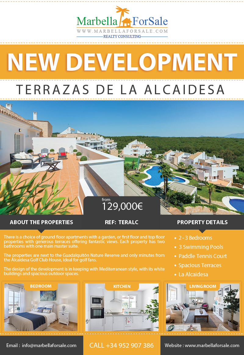 Lovely New Homes For Sale - La Alcaidesa