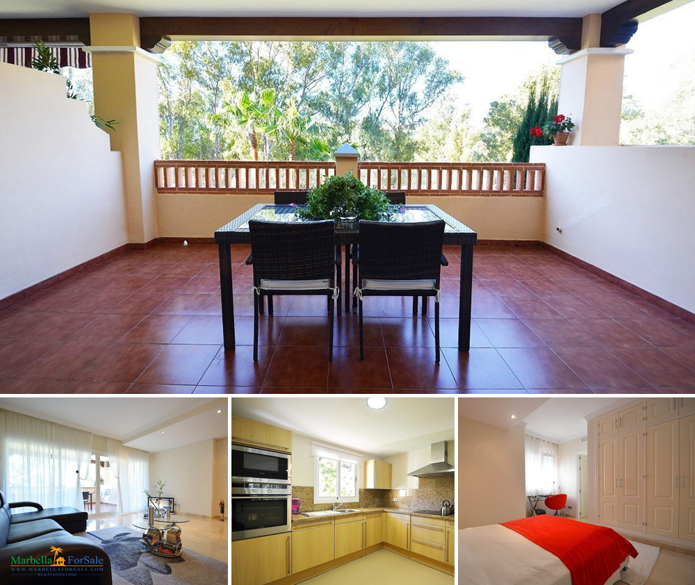 Spacious 2 Bed Apartment For Sale - Atalaya