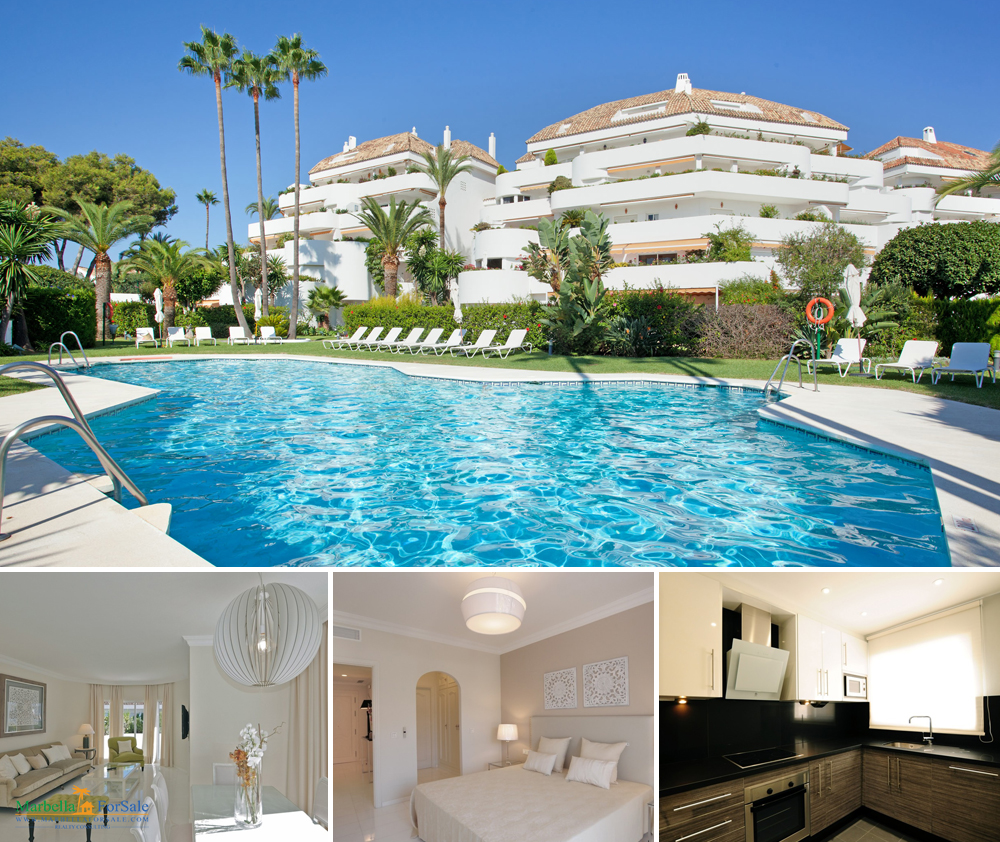 Stunning 2 Bed Penthouse For Sale in Marbella