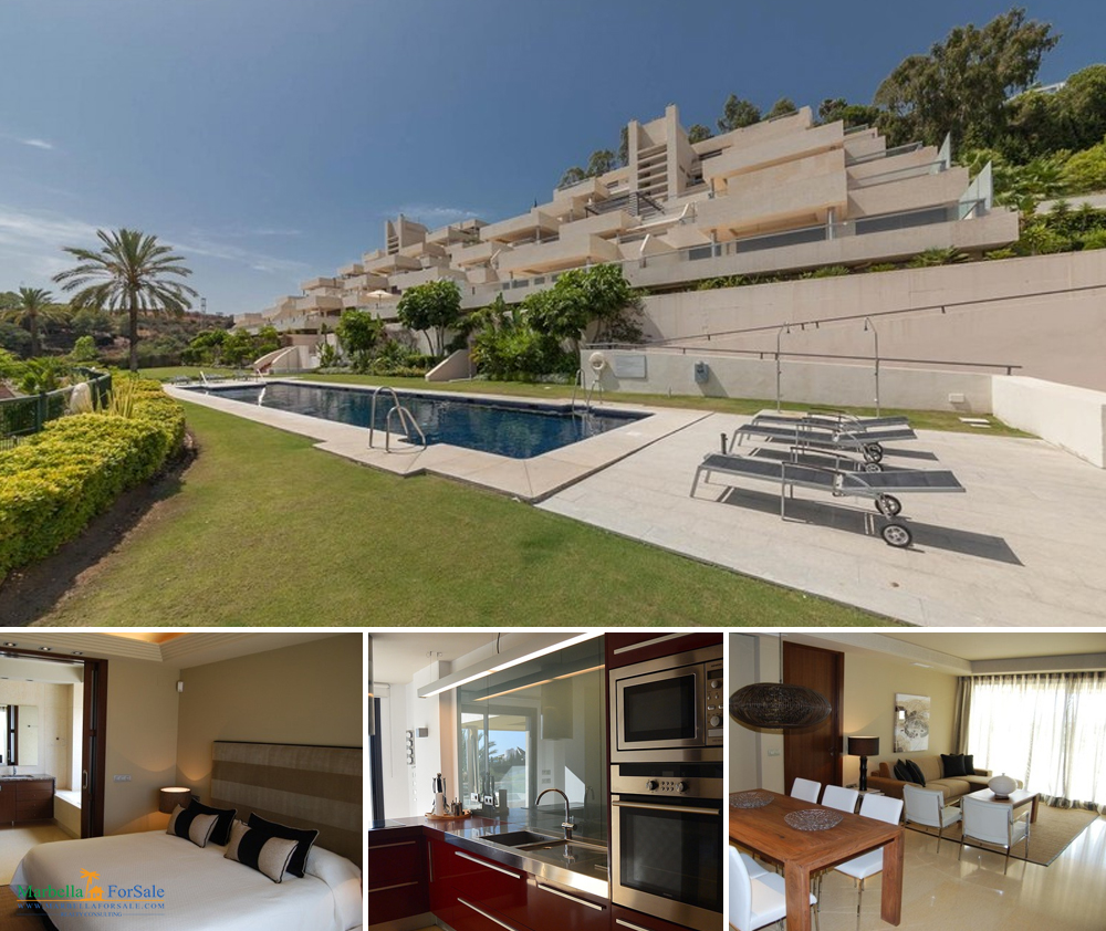 Spacious 2 Bed Apartment For Sale in Nueva Andalucía