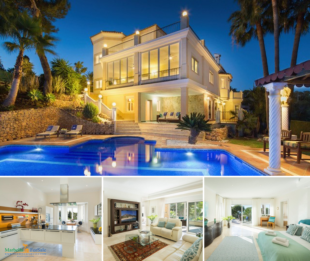 Stunning 6 Bed Villa For Sale - Hacienda Las Chapas