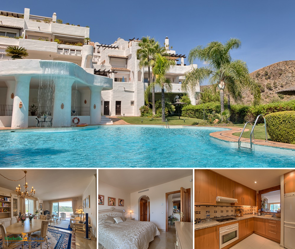 Spacious 3 Bed Apartment For Sale - La Quinta