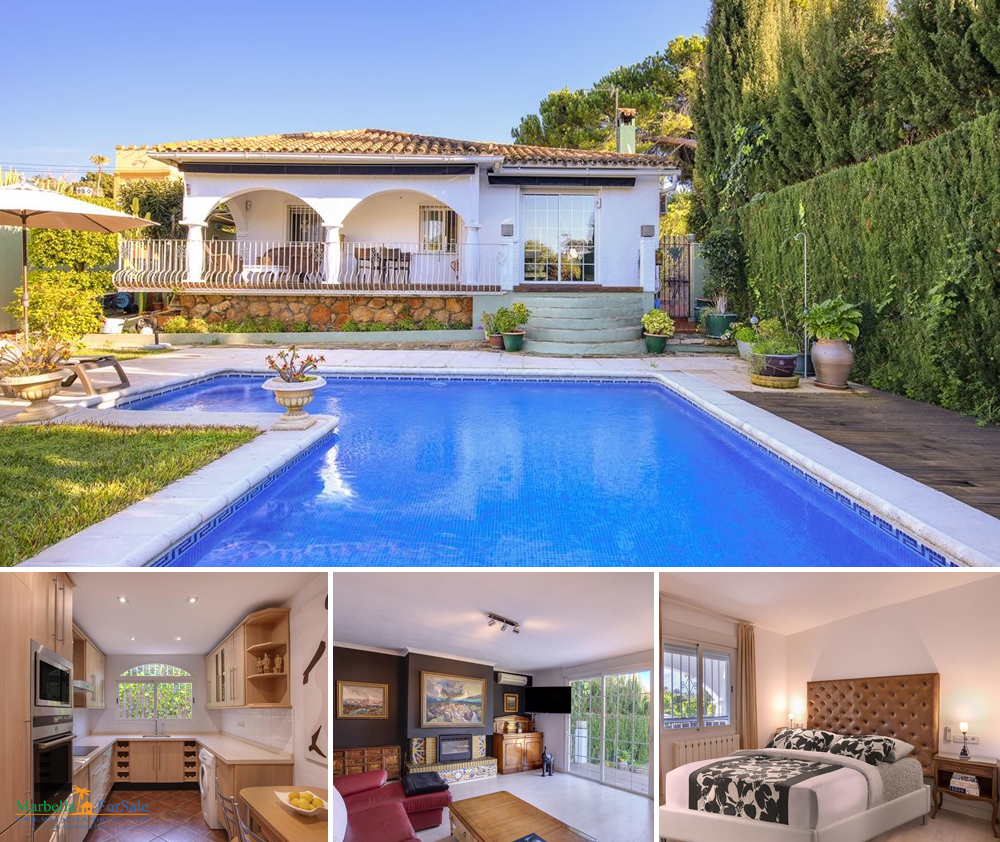 Lovely 3 Bed Villa For Sale - Río Real, Marbella