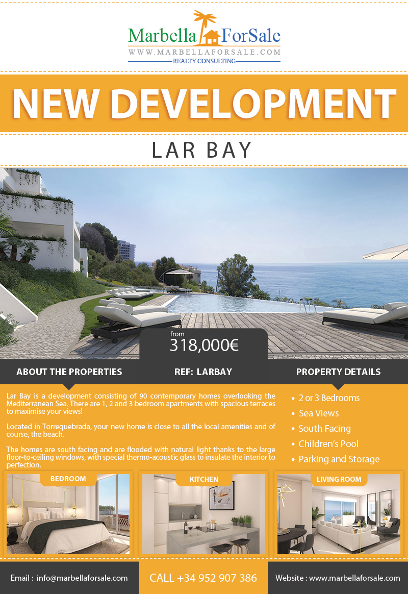 New Property For Sale in Torrequebrada