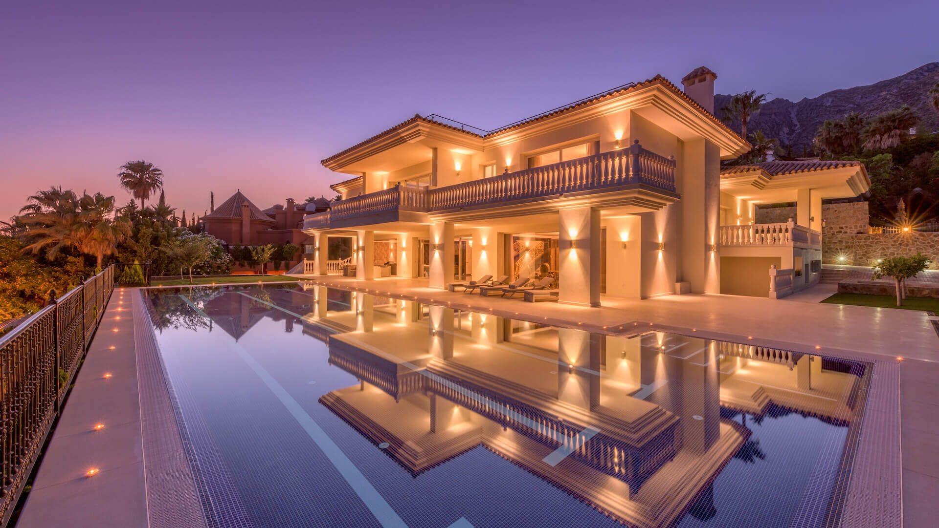 Sierra Blanca Luxury Villas