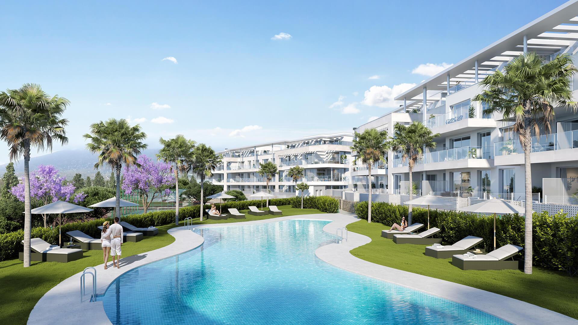 Nieuwe Projecten te koop Marbella