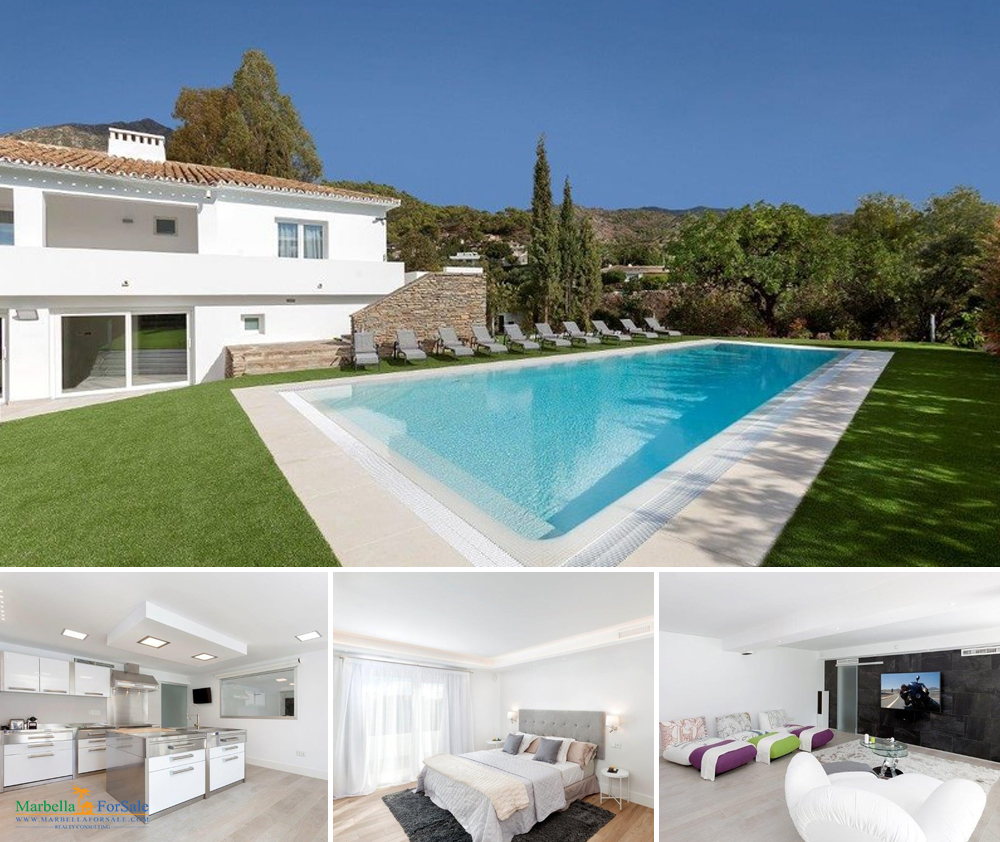 Stunning 6 Bed Villa For Sale - Sierra Blanca