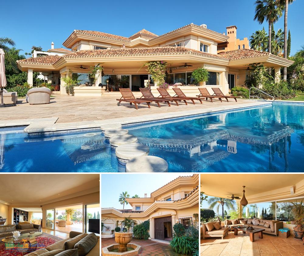 Amazing 7 Bed Villa For Sale - Nueva Andalucía