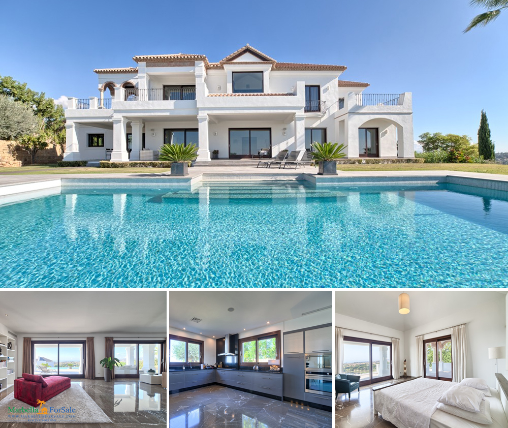 Stunning 5 Bed Villa For Sale - Los Flamingos