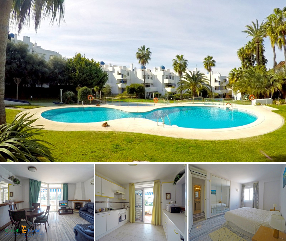 2 Bed Apartment For Sale in Calahonda