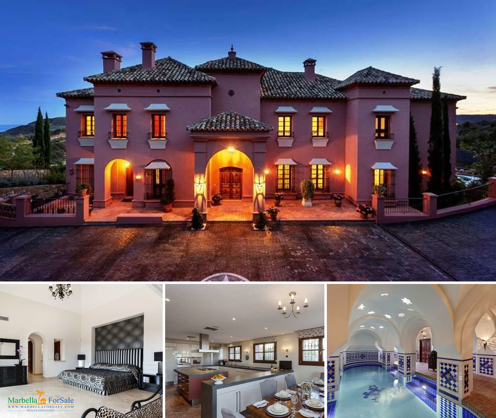 Luxury 6 Bed Villa For Sale in Benahavís