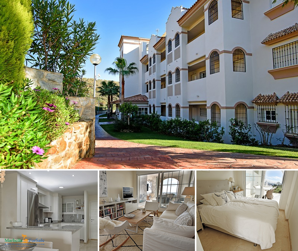 Lovely 2 Bed Apartment For Sale in La Cala de Mijas