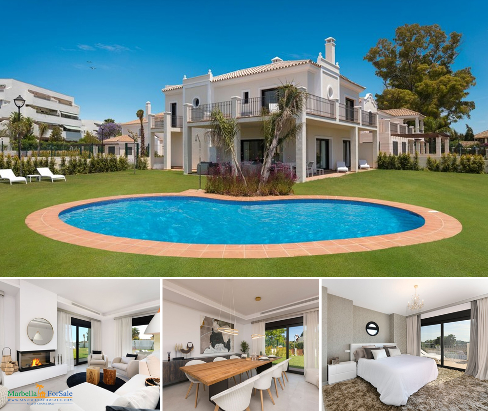 Picture-Perfect Villa For Sale in Guadalmina