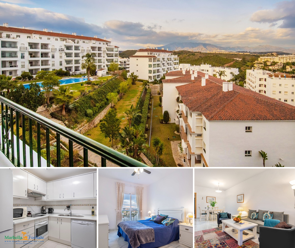 Charming 2 Bed Apartment For Sale - Miraflores
