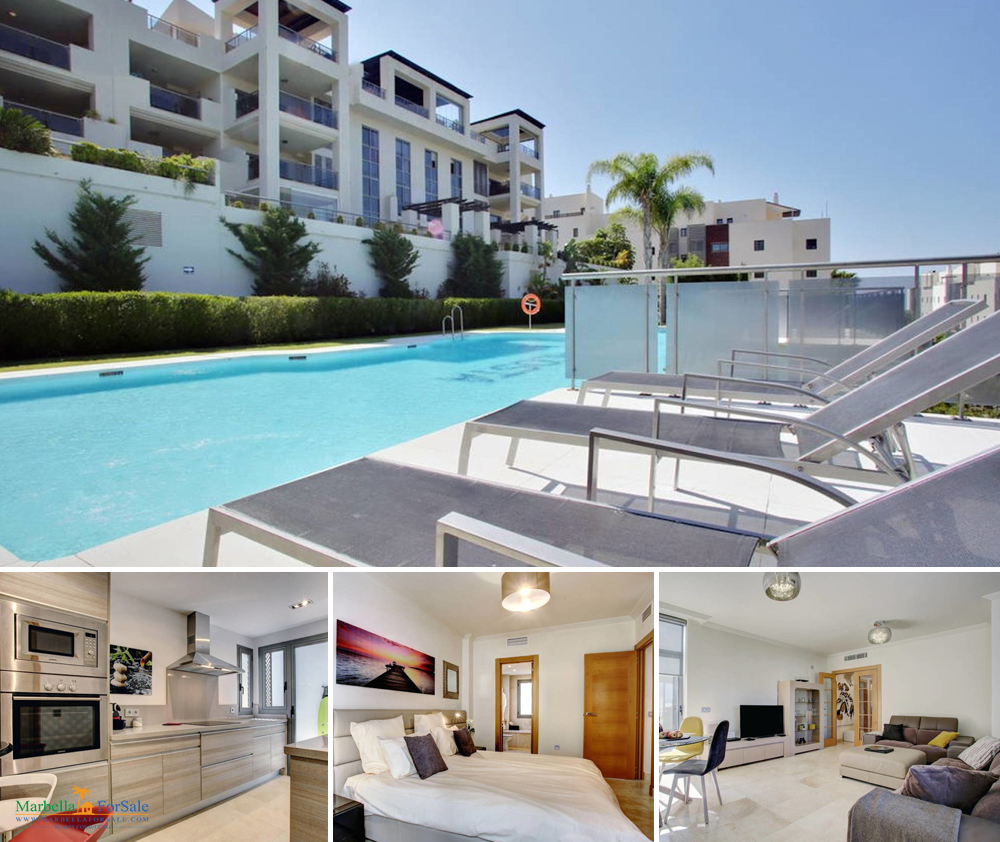 Delightful 2 Bed Apartment For Sale - Los Flamingos