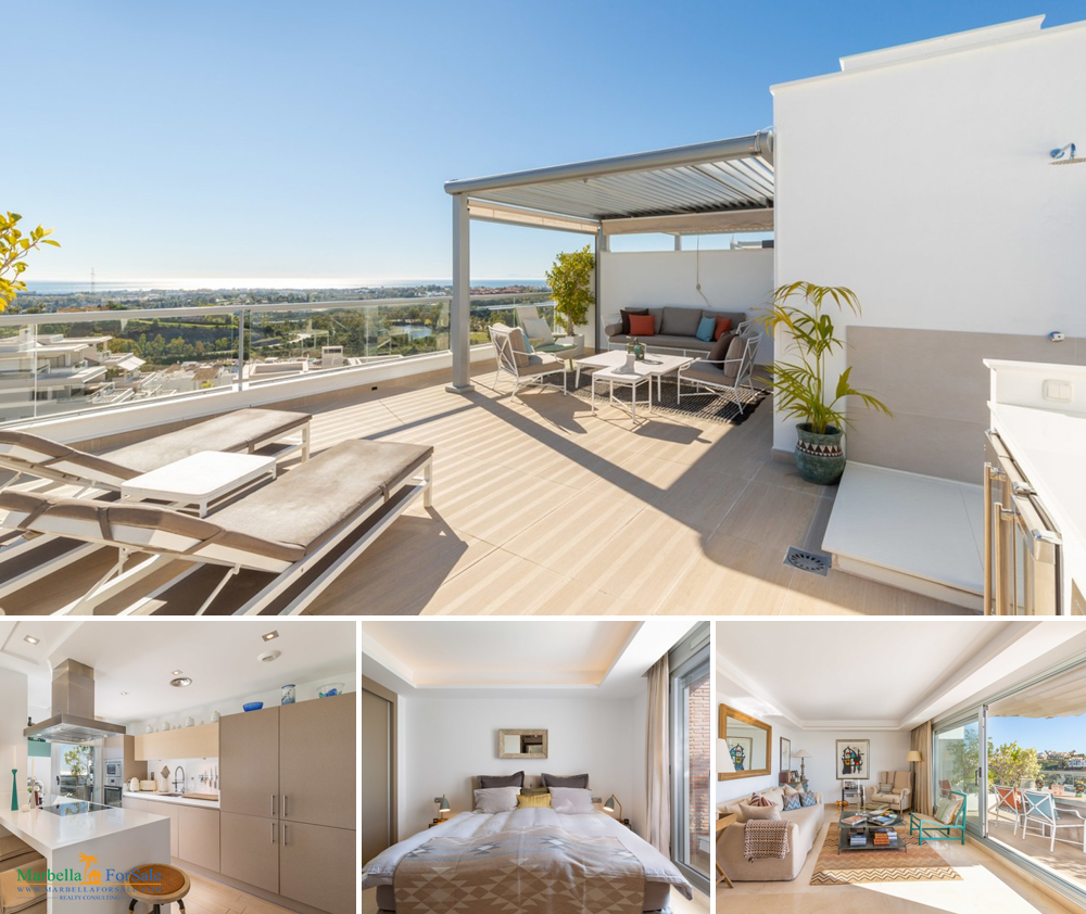 Modern 3 Bed Apartment For Sale in Los Arqueros