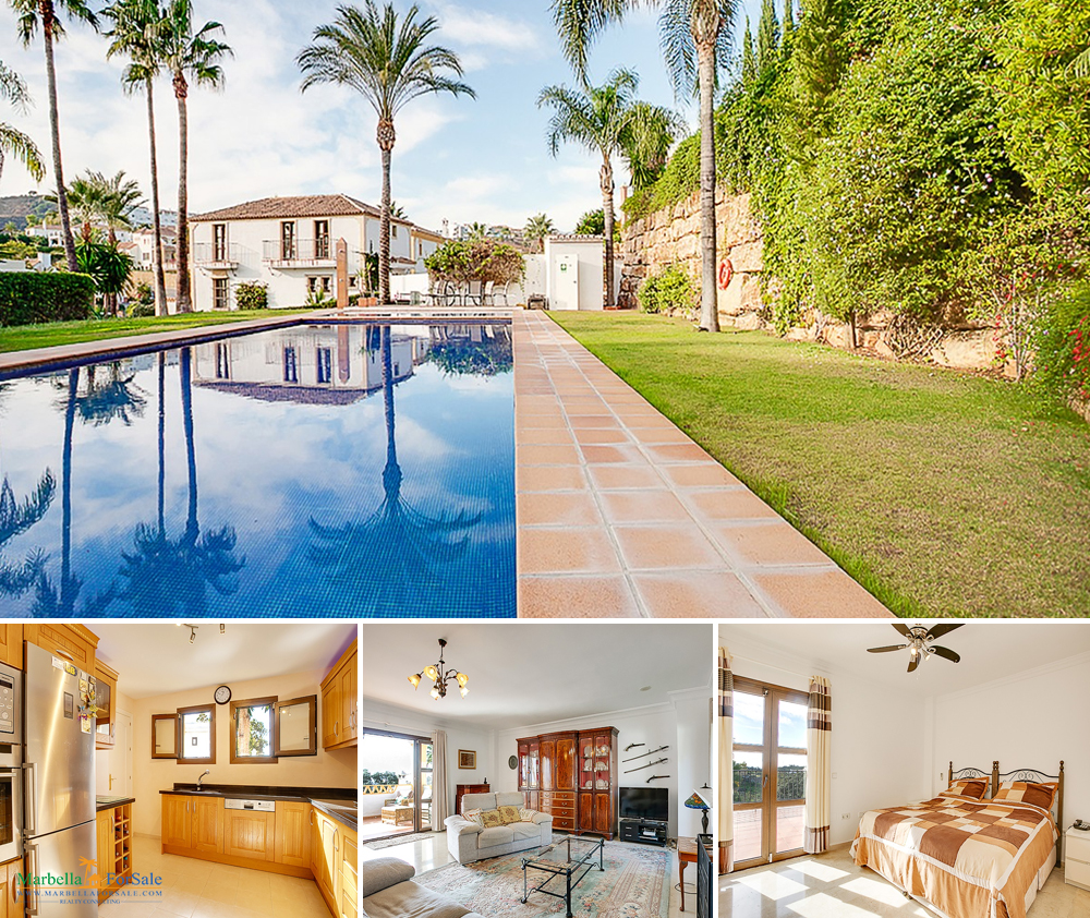 Spacious 5 Bed Villa For Sale - New Golden Mile