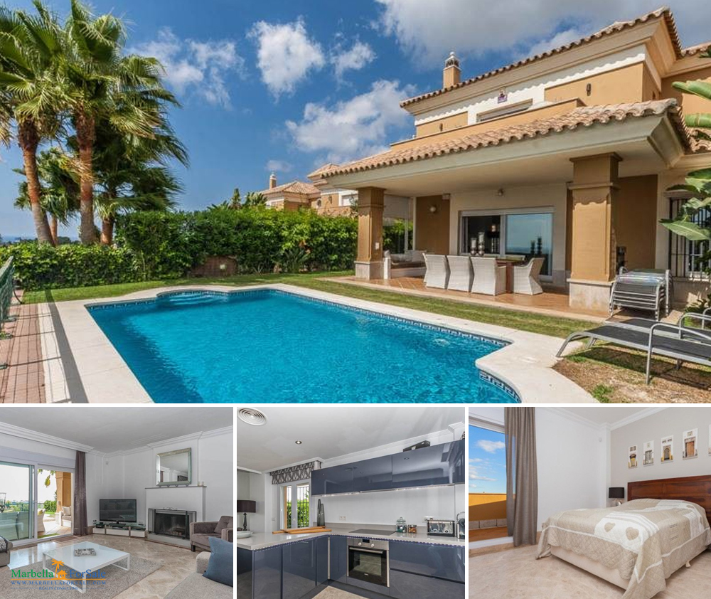 REDUCED PRICE - 3 Bed Villa For Sale in Marbella