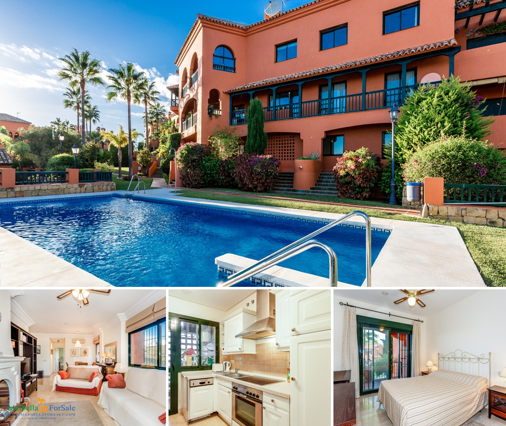 Fabulous 2 Bed Apartment For Sale in Calahonda