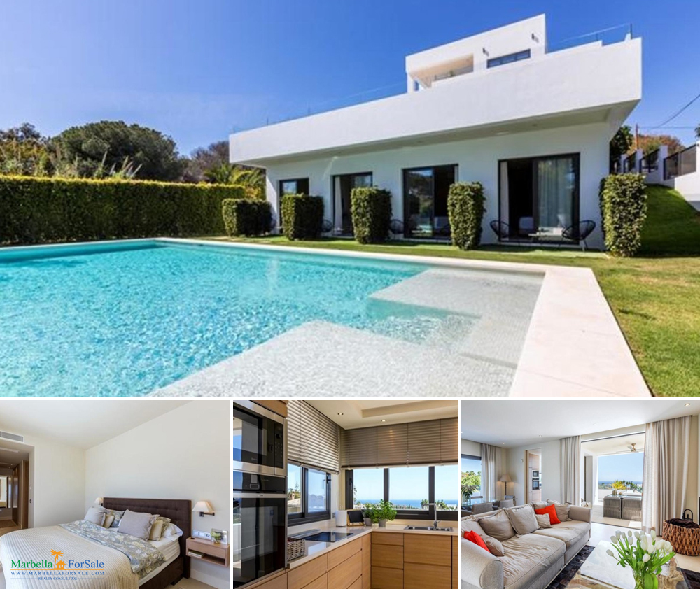 Luxury 8 bed Villa For Sale in Elviria