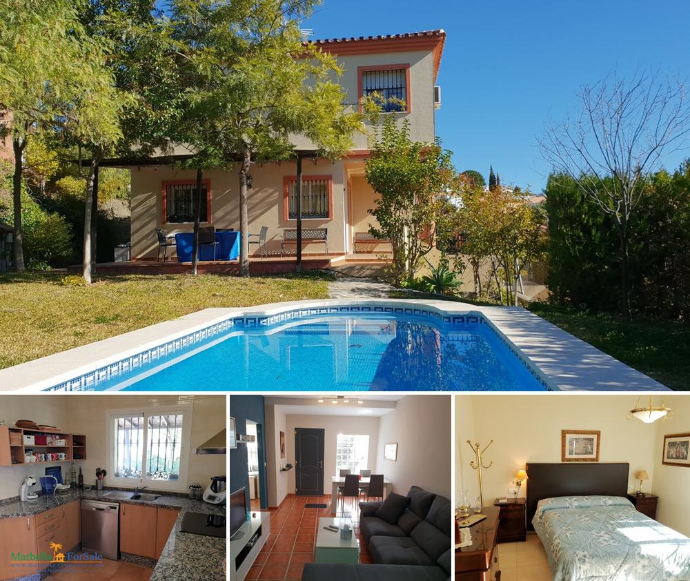Fabulous 6 Bed Villa For Sale in Coín