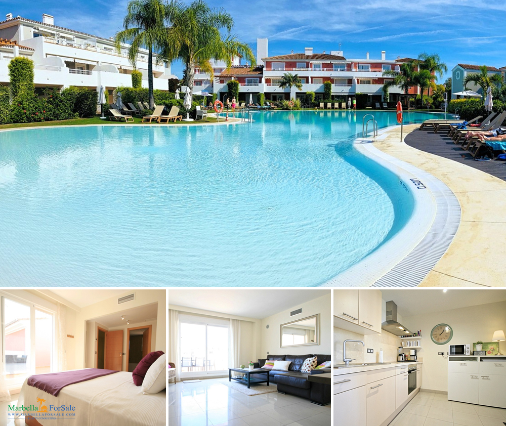 Modern 3 Bed Penthouse For Sale in Estepona