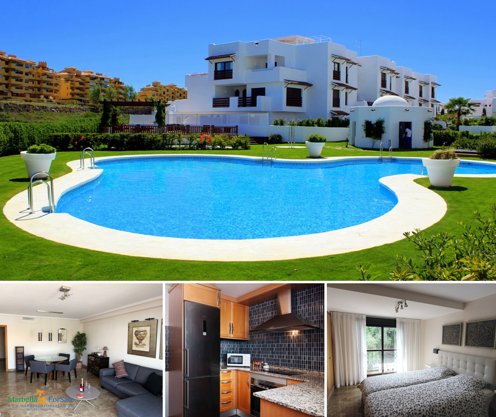 Attractive 2 Bed Apartment For Sale - Estepona