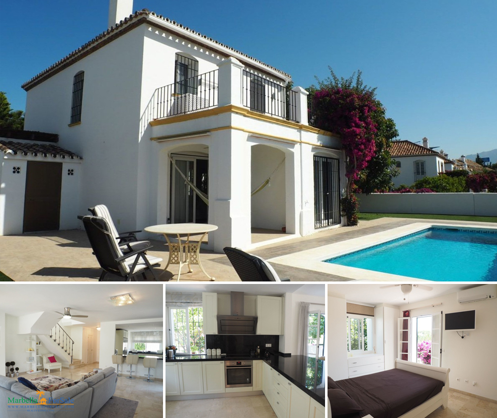 3 Bed Villa For Sale in Benamara