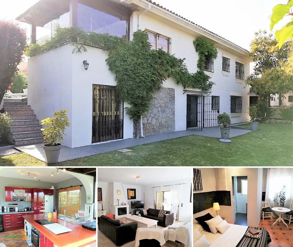 7 Bed Villa For Sale in Nueva Andalucía