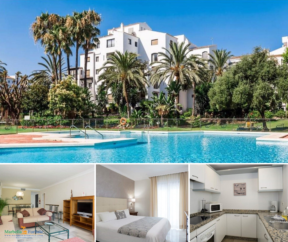 Magnificent 3 Bed Apartment For Sale - Puerto Banús